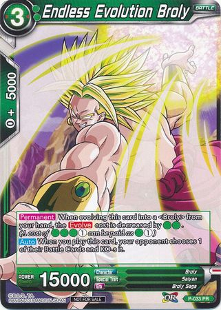 Endless Evolution Broly (Foil)