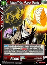 Intensifying Power Trunks (Event Pack 3 - 2019)