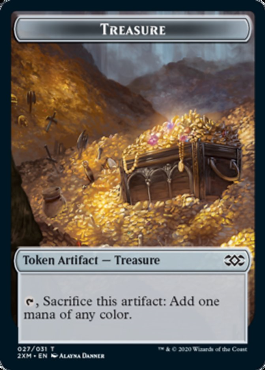 Ficha de Tesoro - Treasure Token