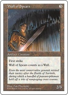 Muro de lanzas - Wall of Spears (LP)