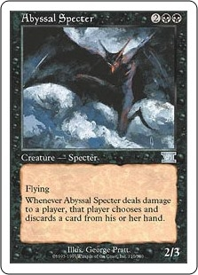 Espectro abismal - Abyssal Specter