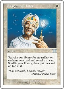 Tutora inspirada - Enlightened Tutor (MP)