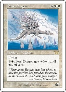 Dragón perlado - Pearl Dragon (MP)
