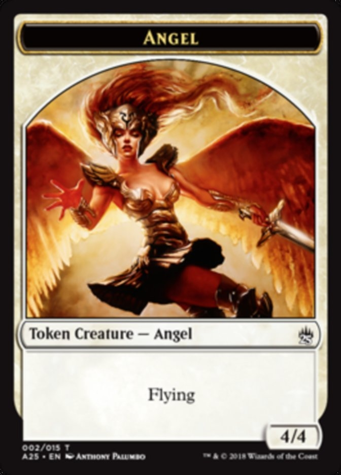 Ficha de Ángel - Angel Token