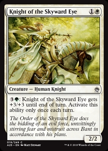 Caballero del Ojo Celeste - Knight of the Skyward Eye