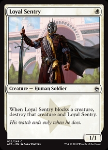 Centinela leal - Loyal Sentry