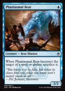 Oso fantasmal - Phantasmal Bear