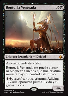 Bontu, la Venerada - Bontu the Glorified