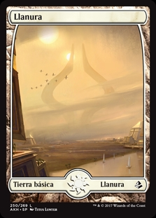 Llanura - Plains (Full Art)