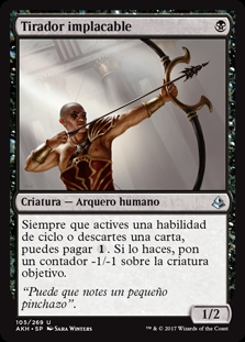 Tirador implacable - Ruthless Sniper (Foil)
