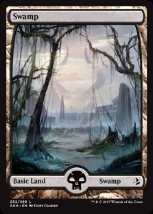Pantano - Swamp (Full Art)