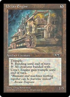 Ingenio de Urza - Urza's Engine