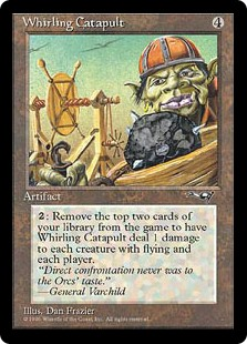 Catapulta giratoria - Whirling Catapult