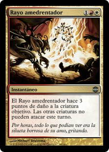 Rayo amedrentador - Intimidation Bolt