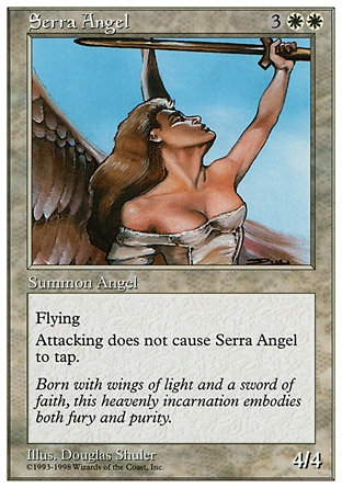 Serra Angel (HP)