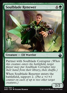 Soulblade Renewer (Foil)
