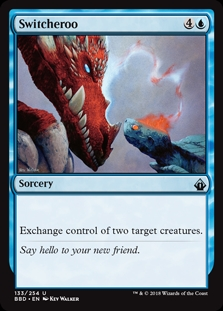 Cambiazo - Switcheroo (Foil)