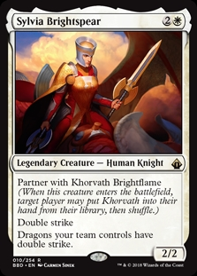 Sylvia Brightspear (Launch)(Foil)