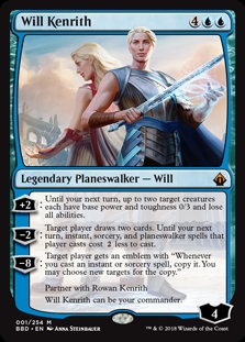 Will Kenrith (Foil)