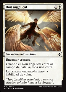 Don angelical - Angelic Gift