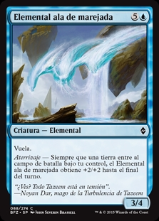 Elemental ala de marejada - Wave-Wing Elemental
