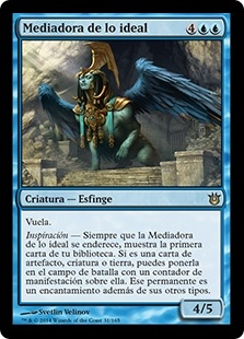 Mediadora de lo ideal - Arbiter of the Ideal