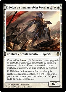 Eidolón de innumerables batallas - Eidolon of Countless Battles