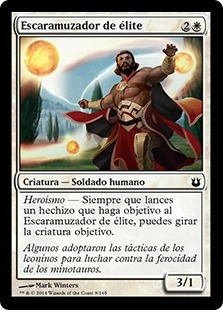 Escaramuzador de élite - Elite Skirmisher
