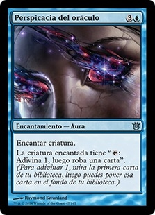 Perspicacia del oráculo - Oracle's Insight