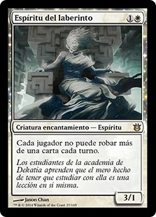 Espíritu del laberinto - Spirit of the Labyrinth