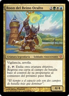 Roon del Reino Oculto - Roon of the Hidden Realm (Oversize-Foil)