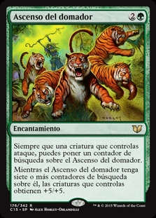 Ascenso del domador - Beastmaster Ascension