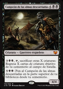 Campeón de las almas descarriadas - Champion of Stray Souls
