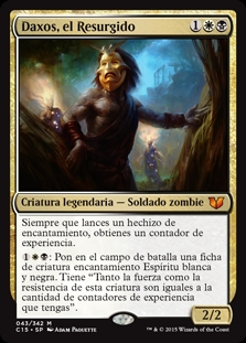 Daxos, el Resurgido - Daxos the Returned (Oversize-Foil)