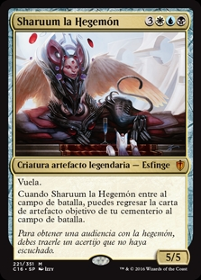 Sharuum la Hegemón - Sharuum the Hegemon