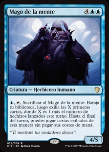 Mago de la mente - Magus of the Mind