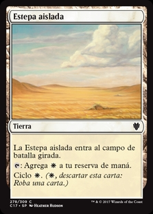 Estepa aislada - Secluded Steppe