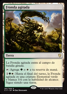 Fronda agitada - Stirring Wildwood