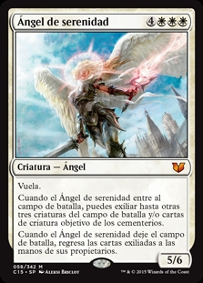 Ángel de serenidad - Angel of Serenity