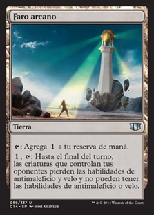 Faro arcano - Arcane Lighthouse
