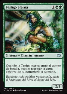 Testigo eterna - Eternal Witness