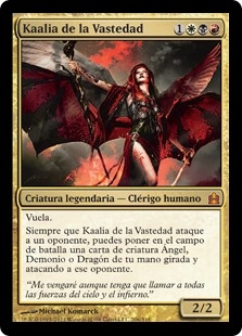 Kaalia de la Vastedad - Kaalia of the Vast