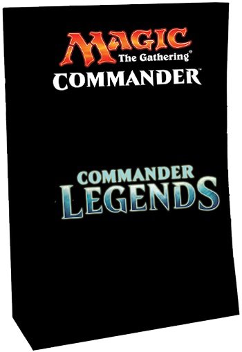 Pack Commander Legends (Inglés)(Pre-Venta)