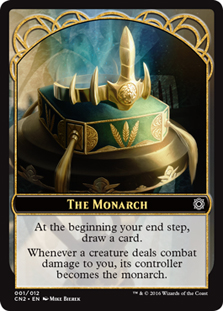 Ficha de El Monarcha - The Monarch Token