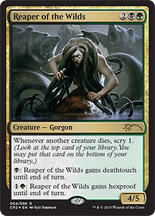 Segadora de lo salvaje - Reaper of the Wilds (Promo Foil)
