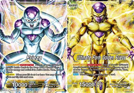 Frieza // Ultimate Form Golden Frieza