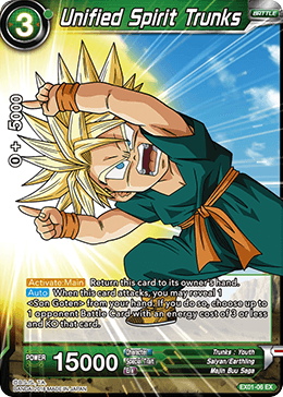 Unified Spirit Trunks