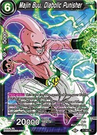 Majin Buu, Diabolic Punisher (Foil)