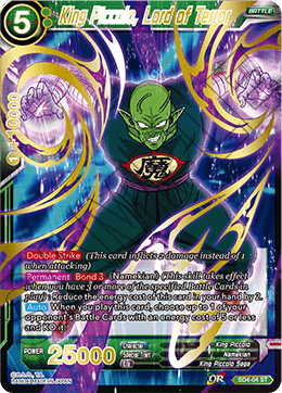 King Piccolo, Lord of Terror (Foil)