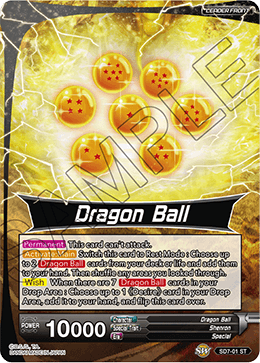 Dragon Ball // Miraculous Arrival Shenron